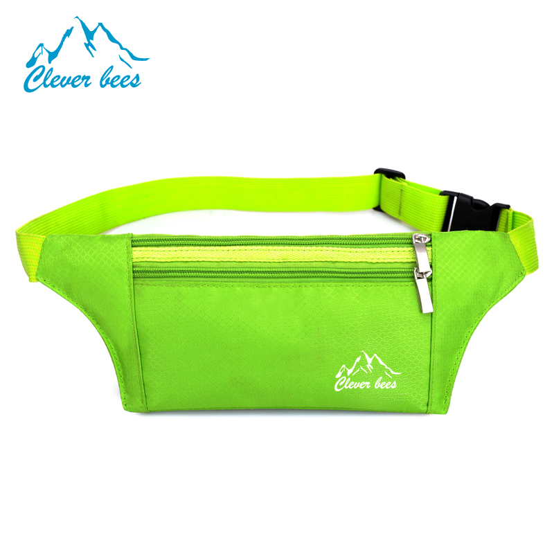 Cheap sports bag waist pack Cell Phone Case waterproof Bag Running Waterproofwaist belt bag for women