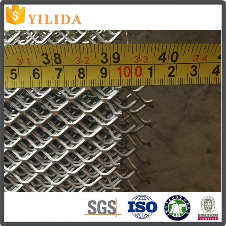 most popular diamond expanded metal lath supplier made in China