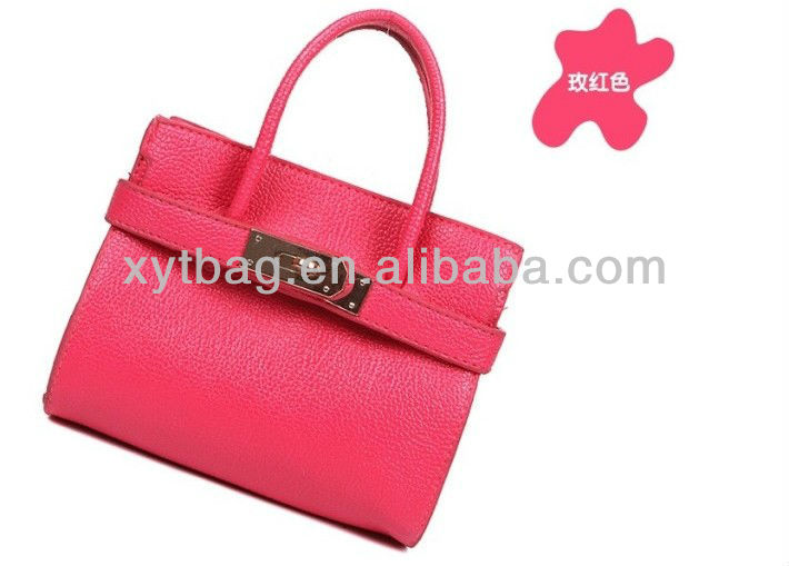 2013 hot sale and fashion ladies mini handbag