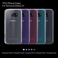 Hot sale fancy tpu cell phone cover case for Samsung Galaxy S7