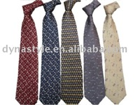 Popular Fashion Custom Wholesale Silk Tie For Men