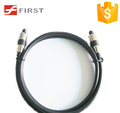 For Playstation & Xbox Optical Digital Audio Cable Home Theater Fiber Optic Toslink Male to Male Gold Plated