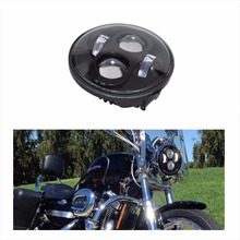 2015 Popular 40W h4 Motorcycle LED Headlight For Harley Davidson