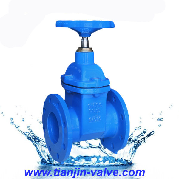 API6D Low Fugitive Emission Durable Rubber Seal Gate Valve