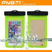 2015 high quality hot sale cheap waterproof bag for iphone 6 ipad