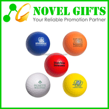 Promotion Gifts Golf Ball Shape PU Stress Reliever Ball