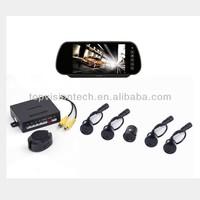 Original Auto visual parking sensor 7 inch mirror monitor with HD camera FR7001