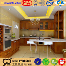 ISO9001 kitchen cabinet light partition