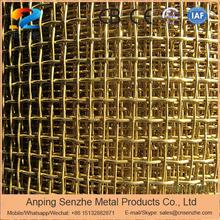 20 year experience for 100mesh copper metal mesh with red or yellow color