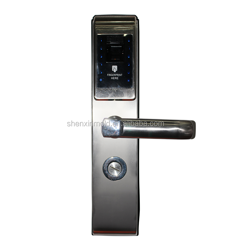 Best selling hotel keyless door lock, hotel card lock management software