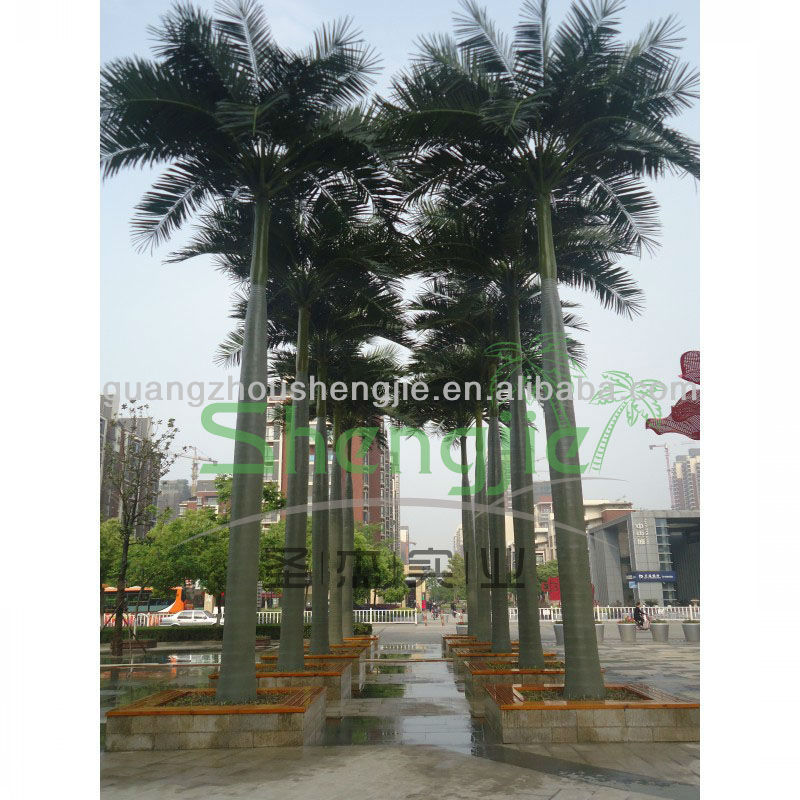 Decoration Artificial Big Trees for Theme Park Projects