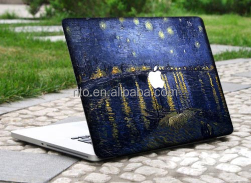 Full Body Stickers For Apple Macbook, For MacBook Air Stickers Decals PVC