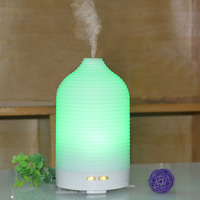 Fragrance oils Aroma diffuser oil Essential Aroma diffuser humidifier LED Lamp