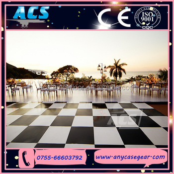 Portable hot selling Events hotel and banquet wooden dance floor
