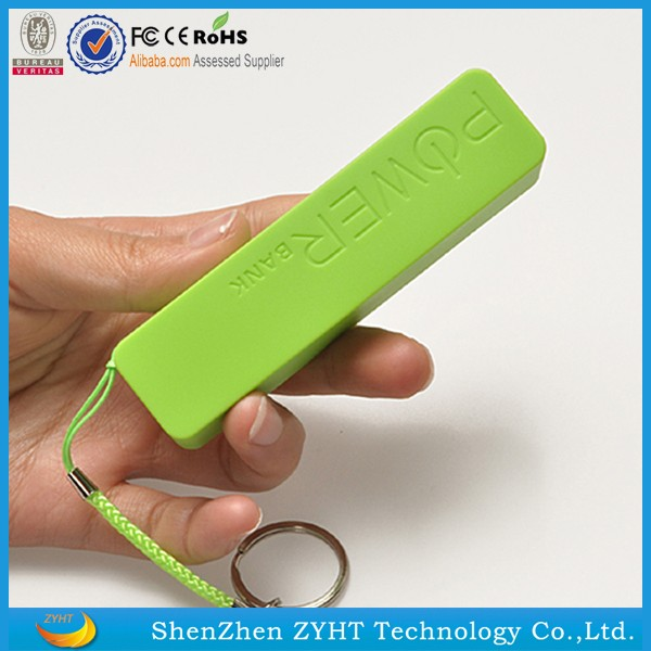 1* 18650 battery power bank 1000mah