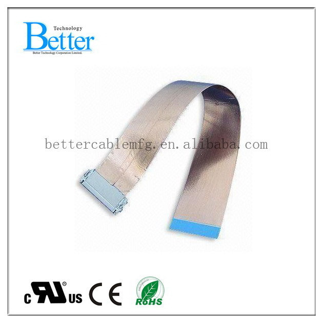 Alibaba china promotional provide free samples 7 pin ffc cable