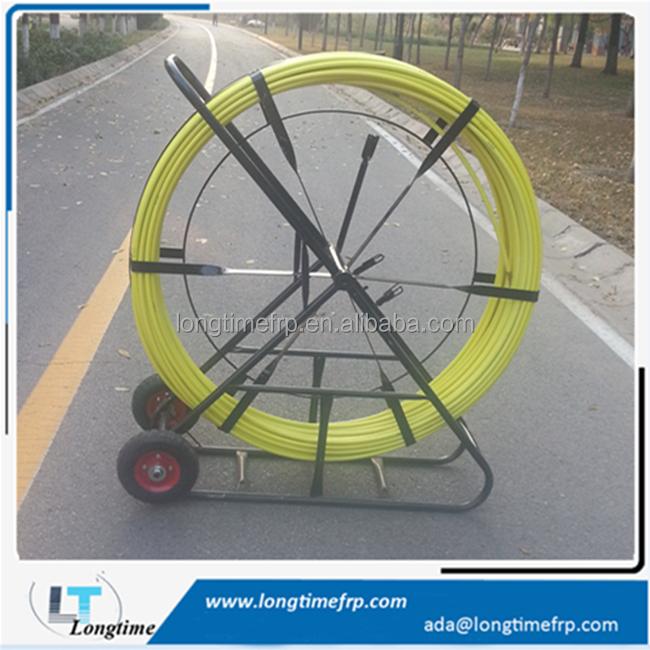 Fiberglass cable pulling rodders frp cobra conduit