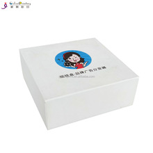 Private label luxury white box with lid china factory new design secret small luxury wooden box