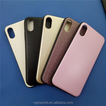 New factory direct custom leather cell phone case,mobile phone accessories for iPhone X cover