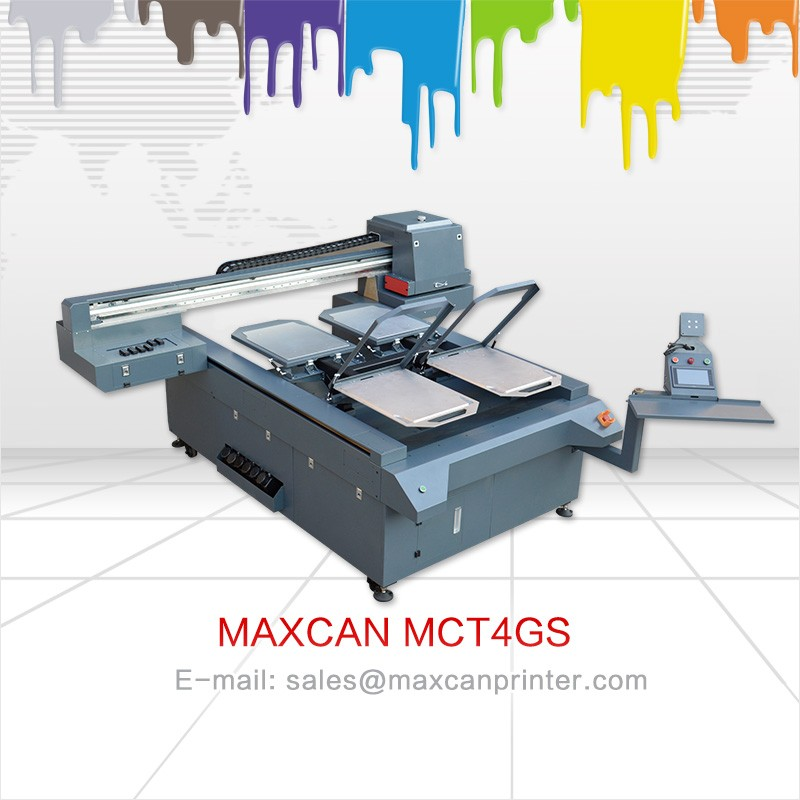 High speed inkjet coats printing machine digital t shirts printer with cheap price