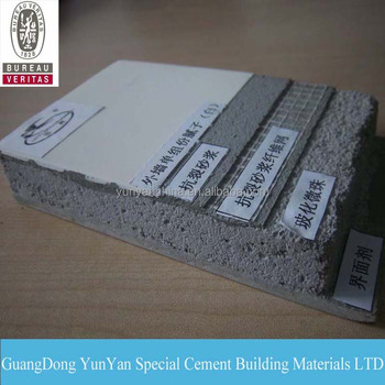 Anti crack thermal insulation fireproof and waterproof for Fireproof wall insulation