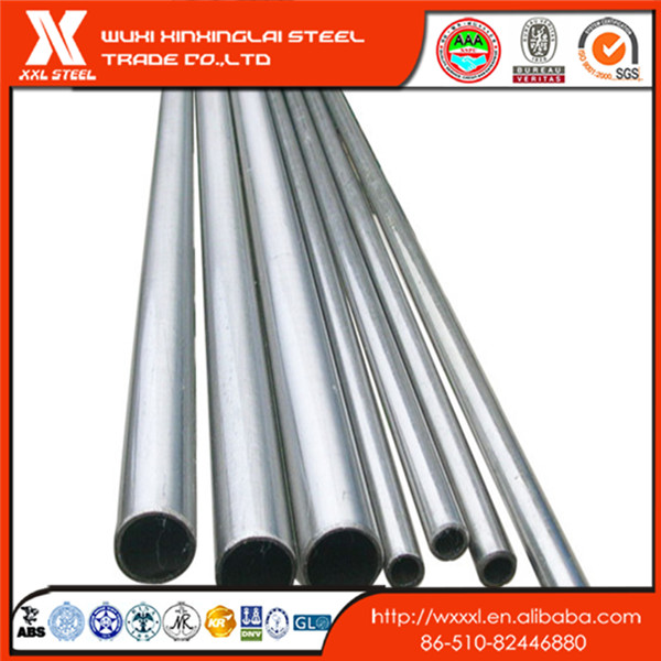 Wholesale Grade 2 Welded Titanium Exhaust Tube