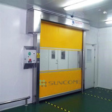 fast speed and safety door electric