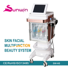 new arrival low price multifuction jet oxygen therapy/water peel microdermabrasion machine