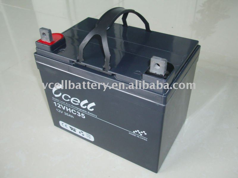 12VHC35 SLA Battery for Motorcycle / Scooter