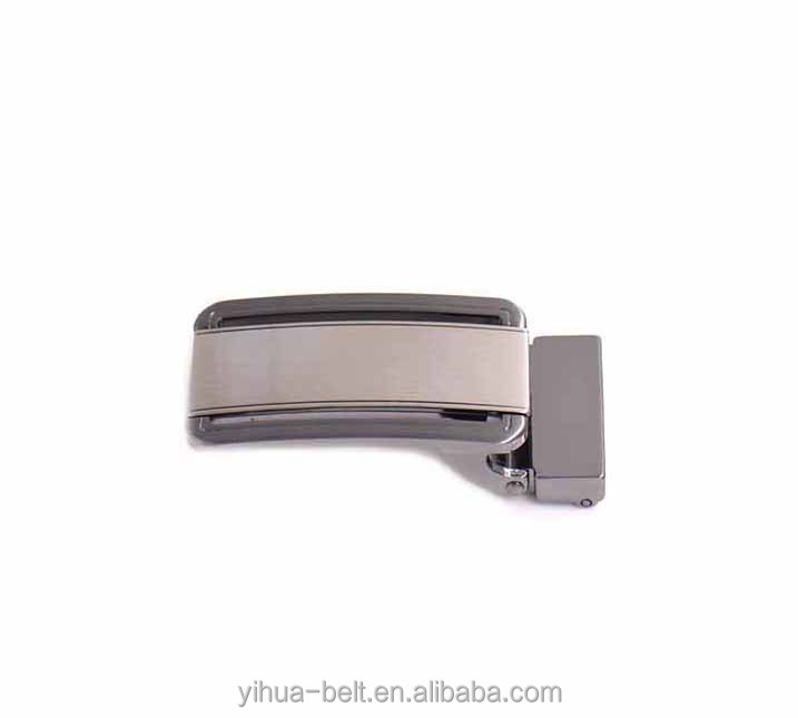 Wholesale plain belt buckle in alloy material with reversible belt buckle
