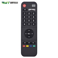 RMT one for all code Hottest Wechip TV remote control new 2.4G wireless mini keyboard and Fly mouse Touchpad for PC Android TV
