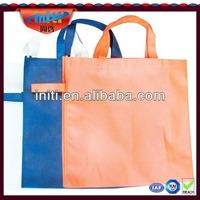High quality non woven shopping bag Full automatic non woven bag Foldable non woven shoping bag with your logo
