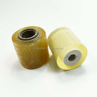 PVC wire film, micron pvc cling film for cable wrap packaging
