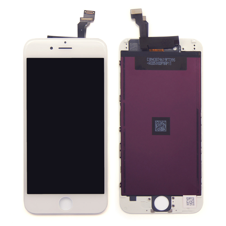 Cheaper cell phone spare part for apple iPhone 6 LCD and Digitizer replacement
