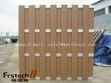 wpc furniture fence board wood plastic composite wpc picket fence