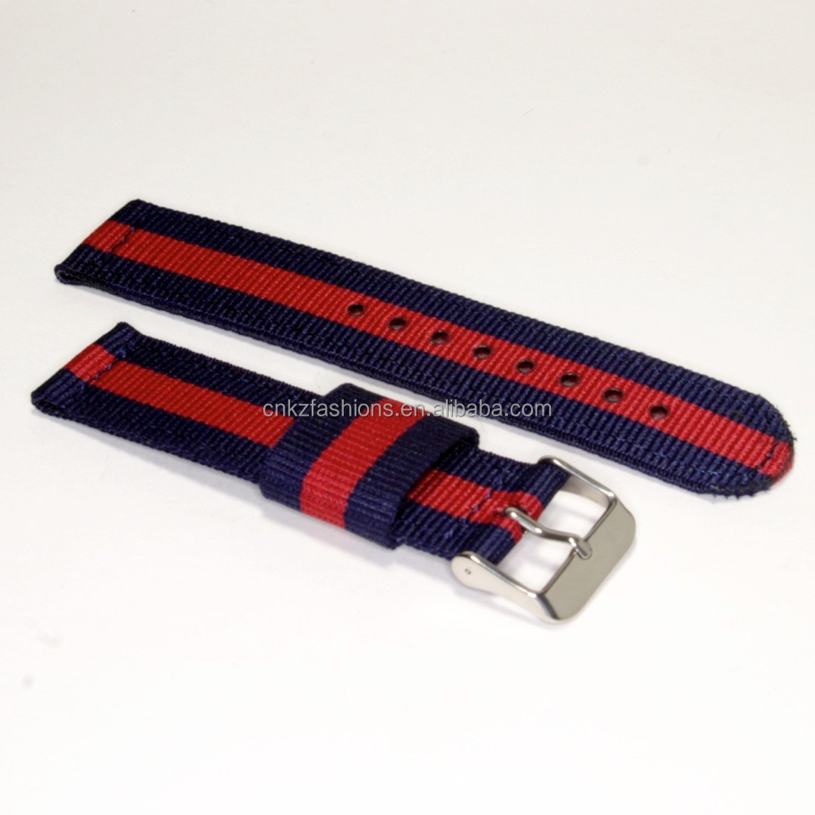 Ballistic RAF James Bond Military-<strong>G10</strong> changeable Watch Strap w/ Nylon Keeper