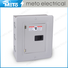 China supplier MTLSWD series 6 way electric meter 3 phase power fiber plastic distribution box