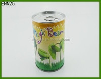 magic bean/can flower/mini flower , growing grass can