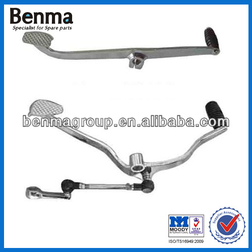 motorcycle outer kick,OEM quality cheap price,Manufacture Aluminum Motorcycle footrest