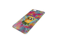 popular for young people minion brand name phone case for samsung
