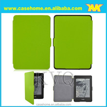 wholesale all the part NO. leather case for Amazon Kindle e-book,for Amazon Kindle paperwhite cover