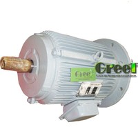 10kW 60rpm low rpm wind power generator , high efficiency permanent magnet alternator , brushless electric generator
