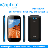 China best dual sim 3g odm smartphone