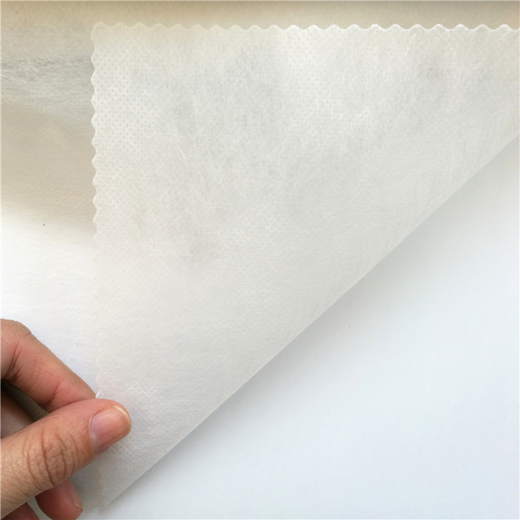 needle punched soft version non-woven 100% polyester felt fabric