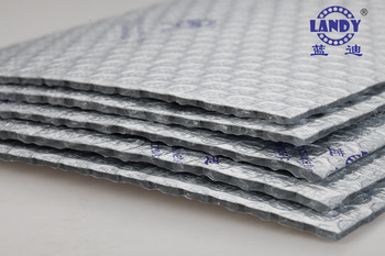 Aluminum Foil Bubble Insulation Woven Reinforced Heat ...