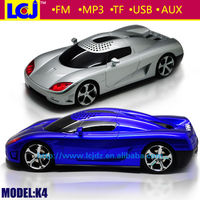 Hot portable car speaker mp3 player