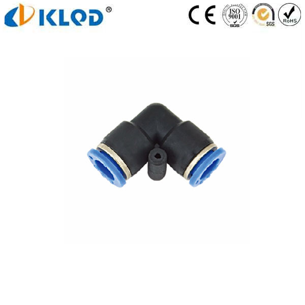 KLQD Brand Pneumatic Tube Fitting