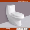 Ceramic flush one piece toilet