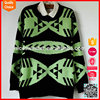 Women jacquard pullover knitted wholesale clothing mexico