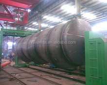 Girth welding machinery for circle seams of irregular tanks/ Tanks trailer/high effective